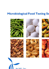 Microbiological Food Testing Services - Brochure