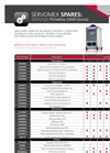MiniFoodPack - Model 5200 - Oxygen and Carbon Dioxide Portables Gas Analyzers Brochure
