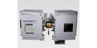 SERVOTOUGH - Model SpectraExact 2500 - Rugged Photometric Multi-Gas Gas Analyzer