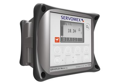 SERVOFLEX - Model Micro i.s. 5100 - Portables Gas Analyzers