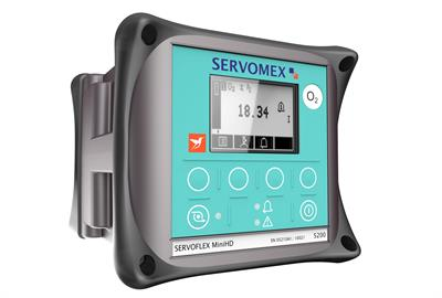 SERVOFLEX - Model MiniHD 5200 - Portable Gas Analyzers