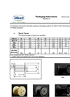 Ulbrich Solar Technologies Packaging Instructions- Brochure