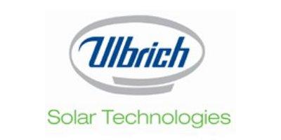 Ulbrich Solar Technologies, Inc