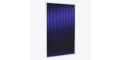 Model TPH-002  - Flat Plate Solar Thermal Collector