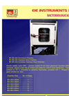 Bacteriological Incubator – Brochure