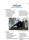 UviLux Fluorometer for real-time monitoring of refined & crude hydrocarbons, CDOM, Tryptophan & Optical Brighteners