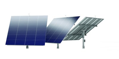AllEarth - Model S20/S24 - Dual-axis Solar Tracker