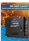 Model AFP 10 Series UPS - Modular Fire Protection System- Brochure