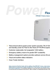 Security Solar Power System (SSPS) Brochure
