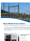 Mobile AC and DC Power Systems Brochure