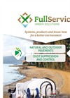 Dust Suppression and Control Products - Brochure