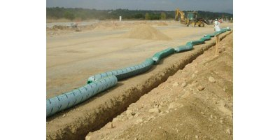DRENOTUBE - Geocomposite Drainage System