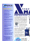 XtractMAX - Electric Series - Portable Electric Vacuums - Brochure