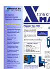 XtractMax - 100 Series - Hopper Vac Canister Vacuums - Brochure