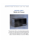 Smokemaster - M67 - Commercial Media Air Cleaners - Brochure