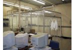 IAS - Softwall Cleanroom Enclosures