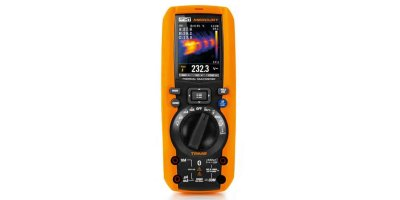HT MERCURY - Professional Multimeter with Built-in Camera