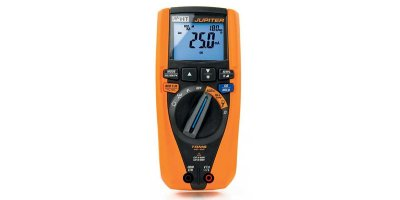 HT - Model JUPITER - Multifunction Multimeter to Test Electrical Safety
