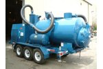 HydroVac - Skid-Mounted Vacuums