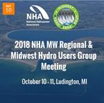 NHA Midwest Regional and Midwest Hydro Users Group (MHUG) Meeting 2018