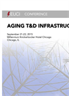 Aging T&D Infrastructure Conference 2015 - Brochure