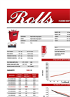 Rolls - S-1400EX - Flooded Deep Cycle Batteries Datasheet