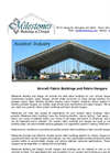Milestones Aircraft and Aviation Fabric Buildings