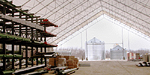 Fabric Buildings for Warehousing, Warehouses and Bulk Storage