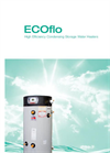 ECOflo - High Efficiency Condensing Storage Water Heaters Brochure