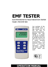 Electromagnetic Radiation Detector PCE-EMF 823