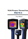 Multi-Purpose Thermal Imager PCE-TC 3
