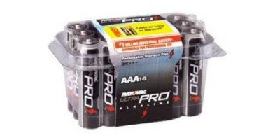 Rayovac - Model ALAAA-18 - Ultra Pro Alkaline Batteries