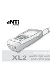 Audio and Acoustic Analyzer XL2 User Manual
