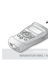 Minirator MR-PRO User Manual