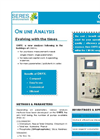 Model ONYX - Water Auality Analysis Analyser Brochure