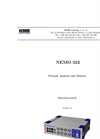 NEMO – 332 - Network Analyzer and Monitor Manual