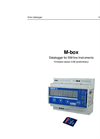 M-BOX - Datalogger for SM-Line Instruments Manual