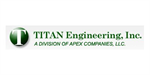 Titan Engineering, Inc  A Division of APEX Companies LLC