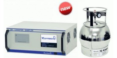 Xonteck - Model 901 - Canister Ambient Air Sampler