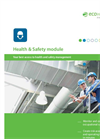 EcoWebDesk - Efficient Health & Safety Management Software Brochure