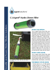 Hydro Sheen Filter Hi Application Sheet
