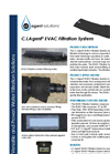 C.I.Agent EVAC Filtration System Application Sheet