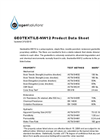 Geotextile-NW12 Product Data Sheet