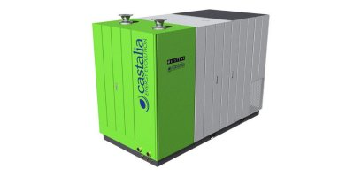 Systema Spa - Model CASTALIA - Condensing Absorption Chiller