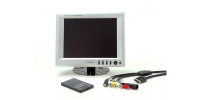 Camos - Model CM-840D - Video Monitors - 8.4` LCD Display