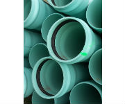 ASTM plastic piping systems committee developing proposed standard for fluid composite transfer pipe and fittings