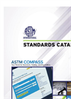 ASTM 2014 Standards Catalog