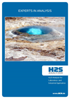Model H2S - Analysator Brochure