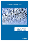 Pocket Titrator Brochure