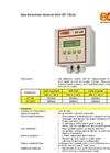 ExTox - ET-1D-A - Gas Detection Control Unit